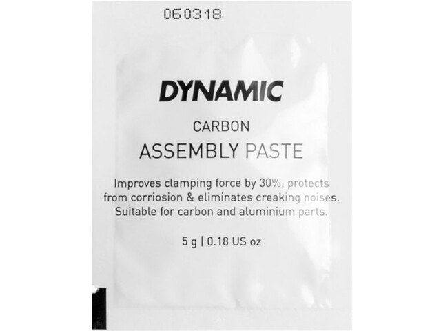 Dynamic Carbon Assembly 5g hvid (2019) | polish_and_lubricant_component